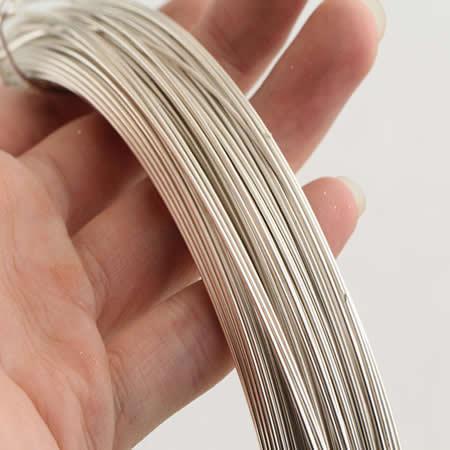 18 Gauge Wholesale fine jewelry silver 925 jewelry wire