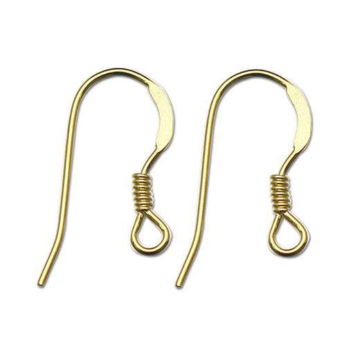 925 Silver hook earring ear wires
