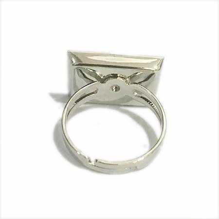 Wholesale brass jewelry findings brass ring tray oval shape