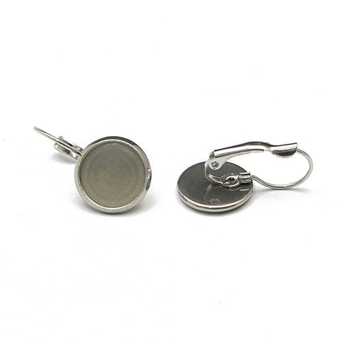 Stainless steel earring DIY