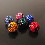 Rhinestone Beads,12mm,hole:4mm
